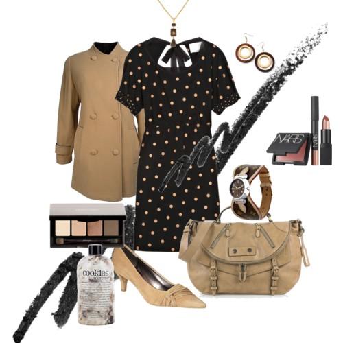 Платье для сорокалетней женщины.