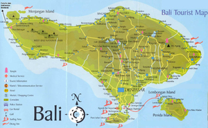 Отдых на острове Бали.