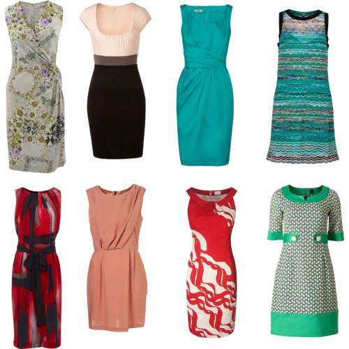 Летние платья 2013