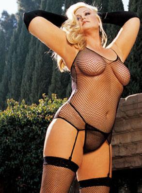 чулки женские с поясом для толстых женщин