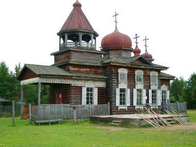 """Этнографический музей """"Тальцы"""""""