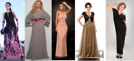 Вечерние платья для женщин 40 лет.