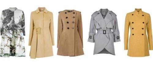 Самые модные куртки 2012
