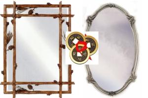 Зеркало в спальне фен шуй