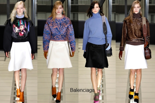 Модные вязаные свитера 2012 | Мода 2012 в