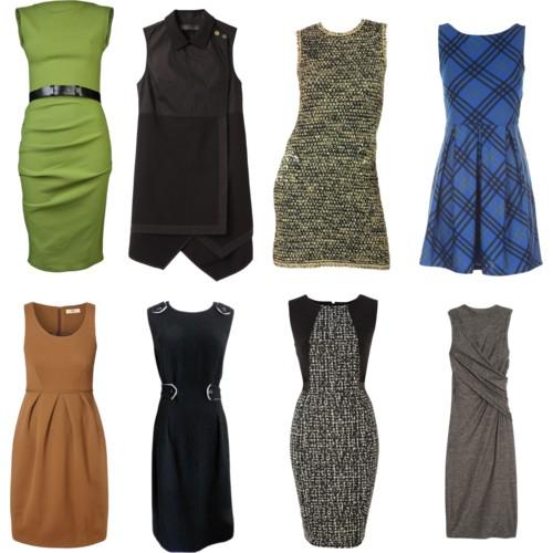 Платья сарафаны для офиса