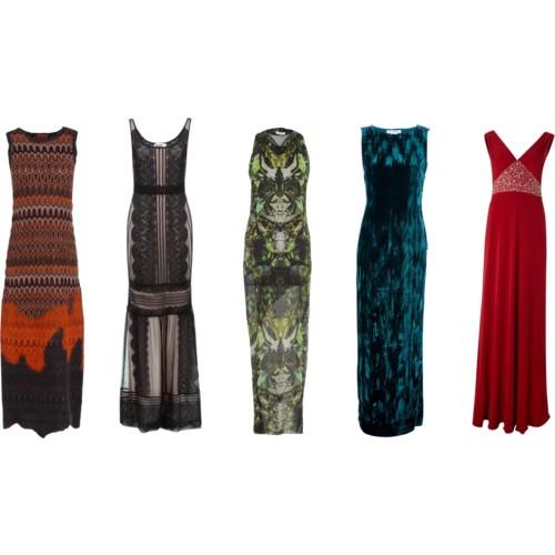 Модные зимние сарафаны