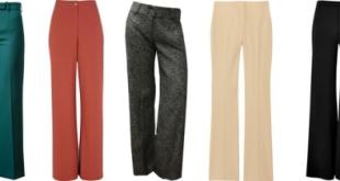 Как выбрать брюки по фигуре