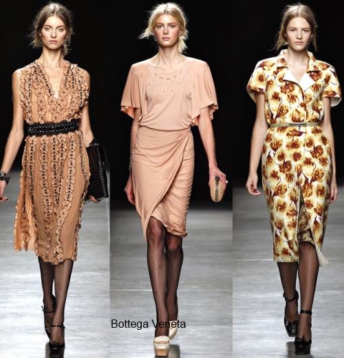 Женские модные платья