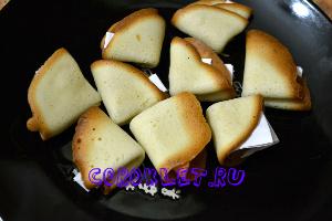 Рецепт китайского печенья