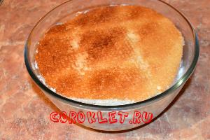 Рецепт желейного торта Битое стекло