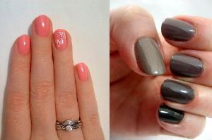 Идеи для коротких ногтей