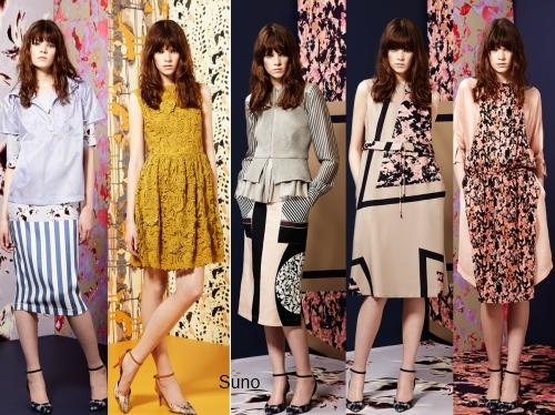 Модный гардероб лета 2013