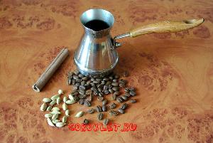 Как приготовить кофе с кардамоном