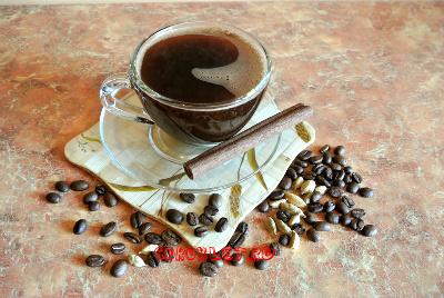 Кофе с кардамоном полезные свойства
