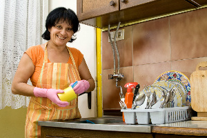 Диета для домохозяйки