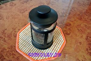 Френч-пресс для кофе цена