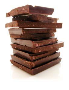 Шоколадная диета результаты