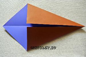 Мастер класс оригами лошадь