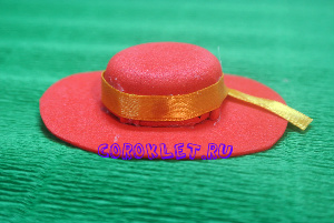 Шляпа для игрушки