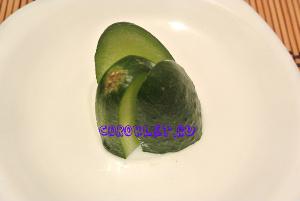 Карвинг нарезка овощей