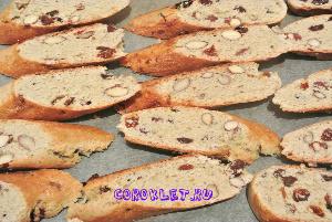 Итальянское сухое печенье