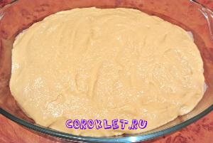 Вкусный пирог с ананасами