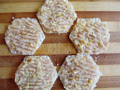 Куриные котлеты нежность с сыром