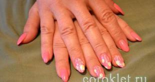 Как восстановить ногти после геля