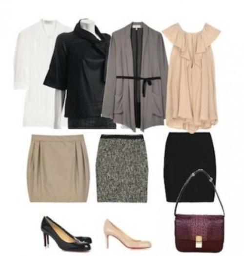 Модные осенние весенние юбки