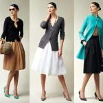 Модные юбки 2015 года для женщин 40 лет