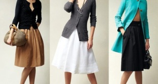 Модные женские юбки 2015