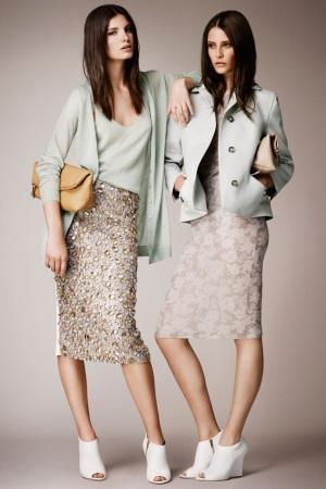 Модные юбки весны 2015