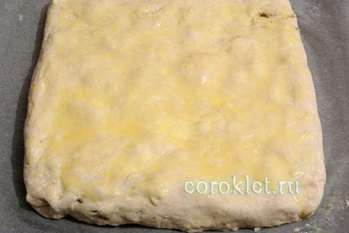 Вкусный пирог с печенью