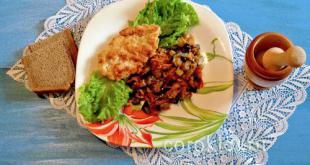 Куриные отбивные в сухарях рецепт с фото