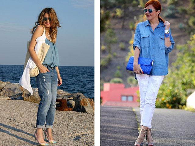 Что носить с джинсами женщине 40 лет: 11 стильных идей в 2019 году