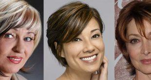 Цвет волос для женщин после 40 лет