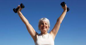 Физические нагрузки после 40 лет для женщин