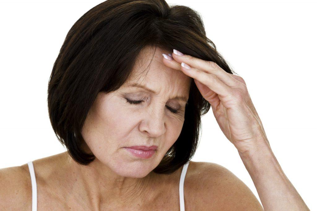 О здоровьи женщины средних лет