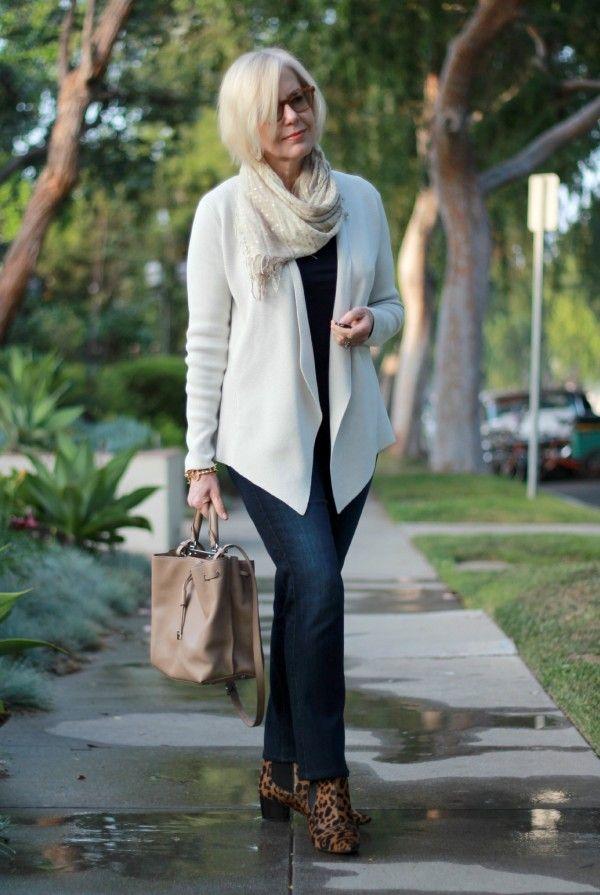 Как стильно выглядеть женщине за 40 лет
