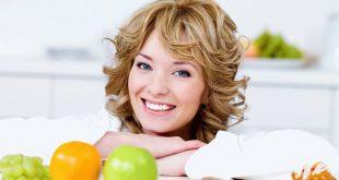 Правильное питание для похудения женщины 40 лет
