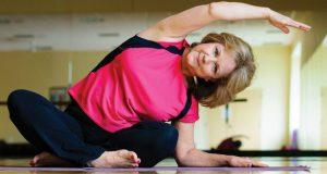 Тренировки после 40 лет для женщин