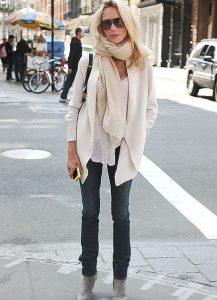 Уличная мода для женщин 40 лет