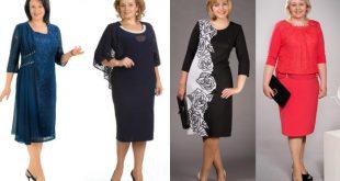 Элегантные платья для женщины 40 лет