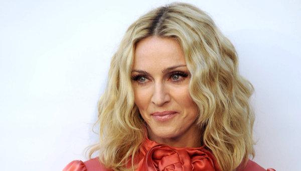 Неподражаемая сорокалетняя Мадонна