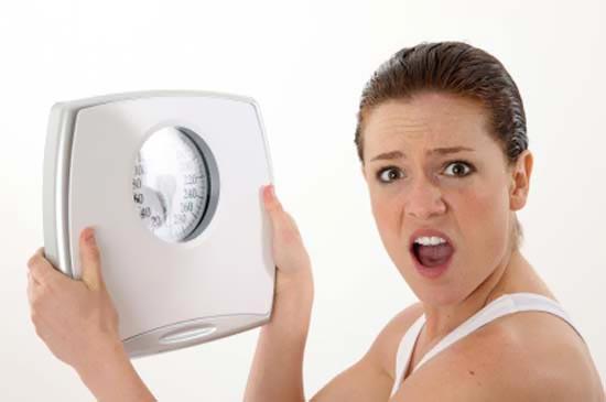 О весе женщины в 40 лет