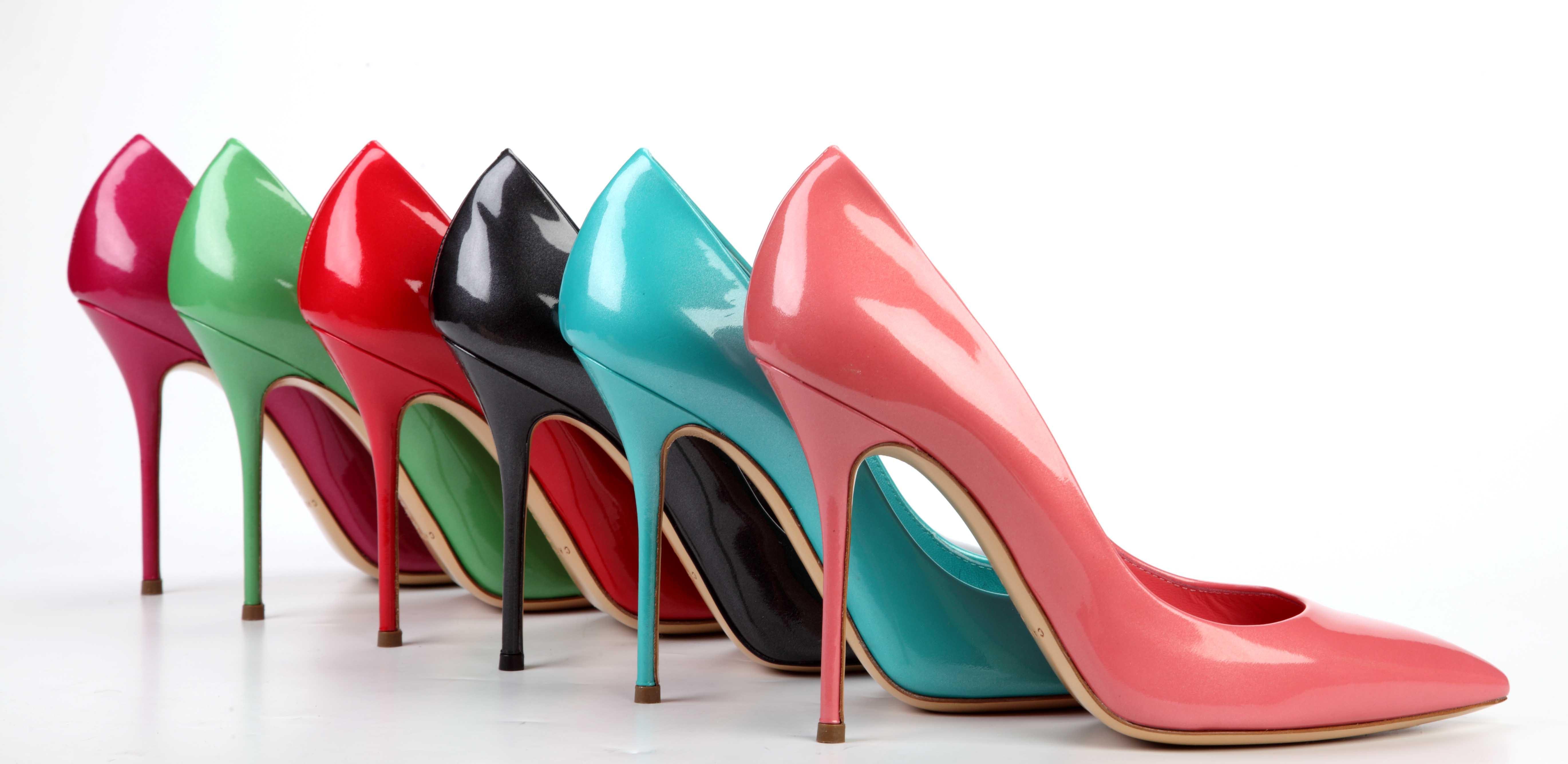Об обуви женщины в 40 лет