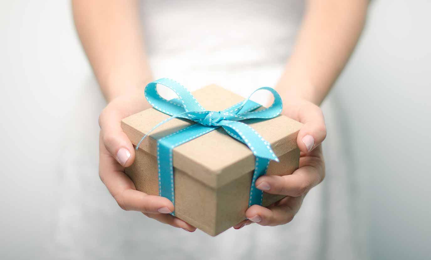 О подарке для женщин в 40 лет