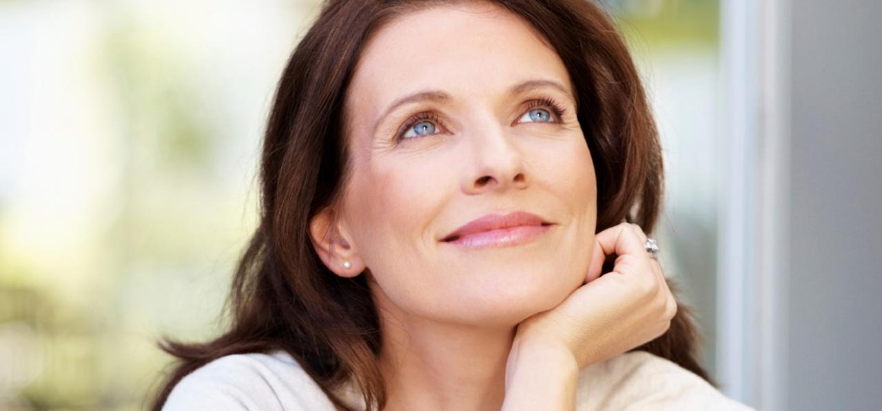 фото возрастная женщина
