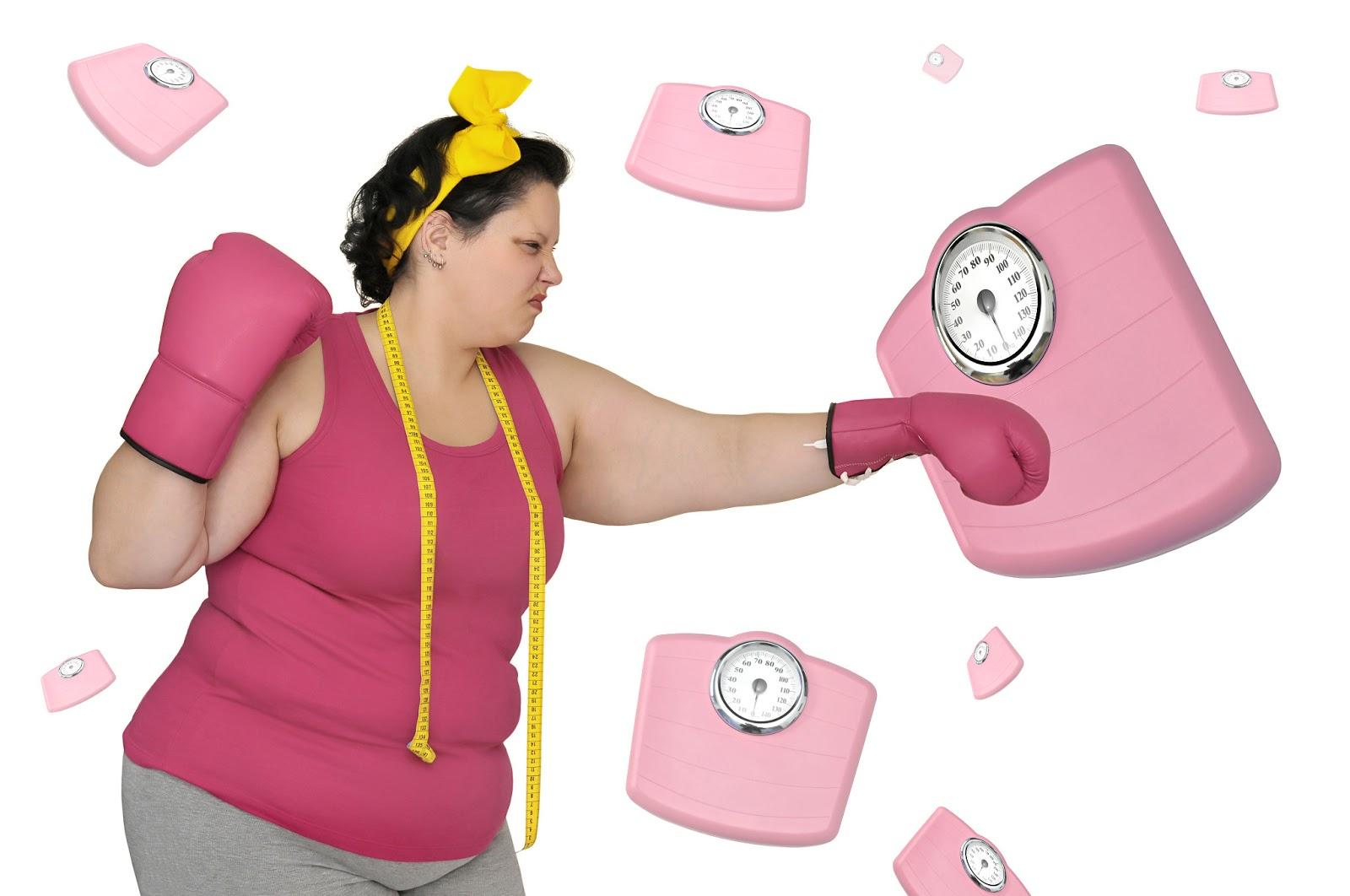 О полном животе у женщин в 40